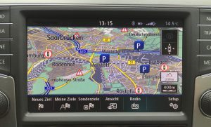 navigationssystem discover pro bedienung