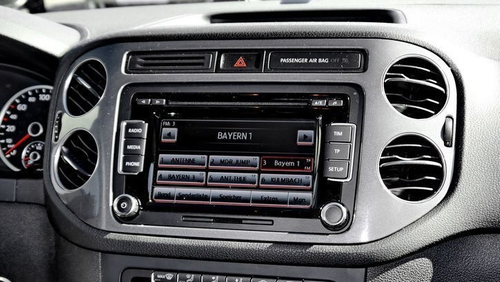 VW RCD 510 Radio