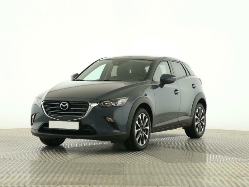 Mazda CX-3 Maße