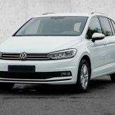 VW Touran Maße & Kofferraumvolumen