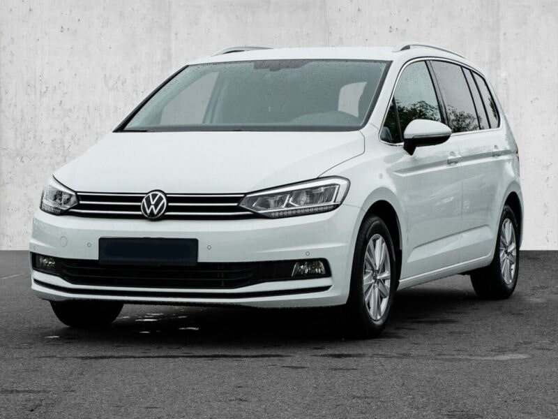 VW Touran Maße