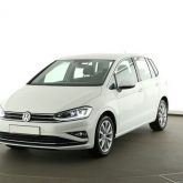 VW Golf Sportsvan Maße & Kofferraumvolumen