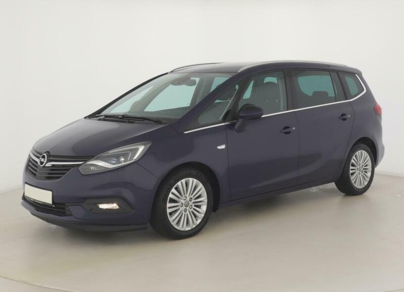 Opel Zafira Abmessungen