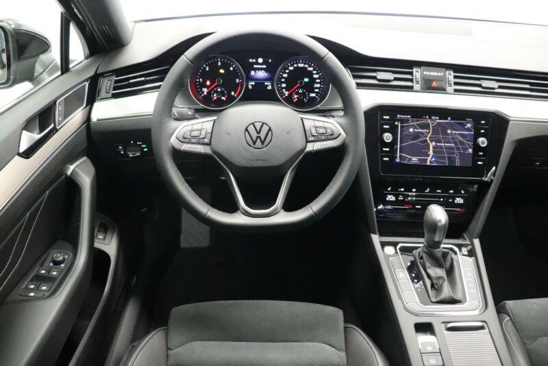 VW Passat Innenraum