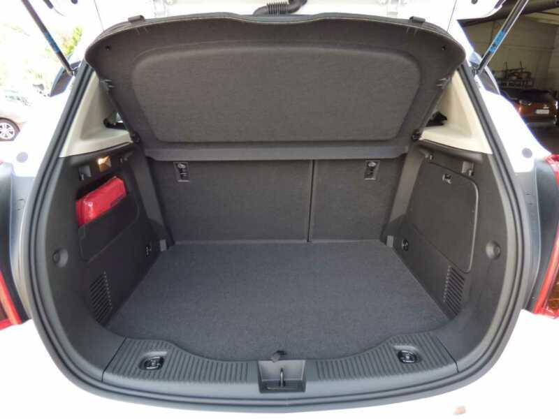 Opel Mokka X Kofferraum