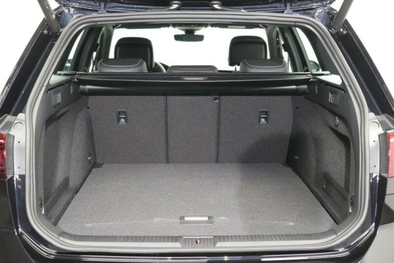 VW Passat Kofferraumvolumen