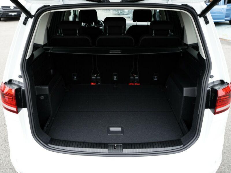 VW Touran Kofferraumvolumen