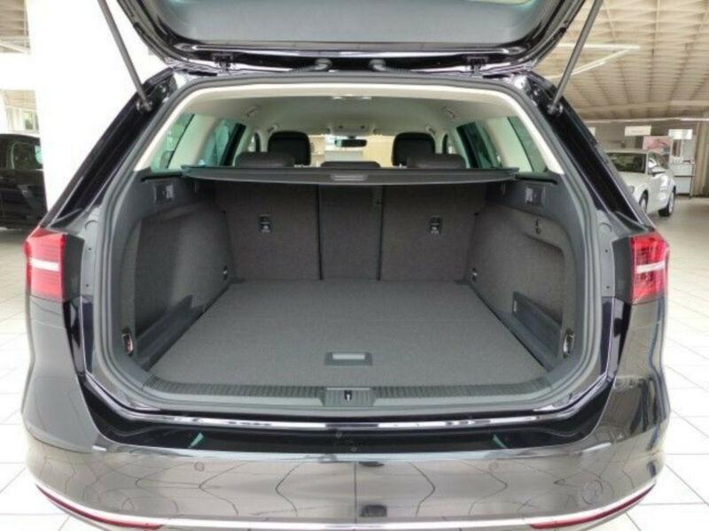 VW Passat Kofferraum
