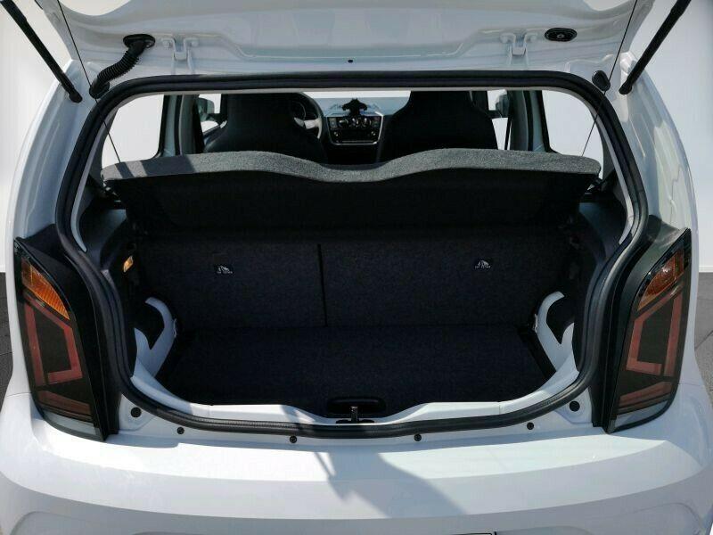 VW up! Kofferraum