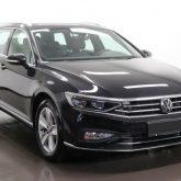 VW Passat Maße & Kofferraumvolumen