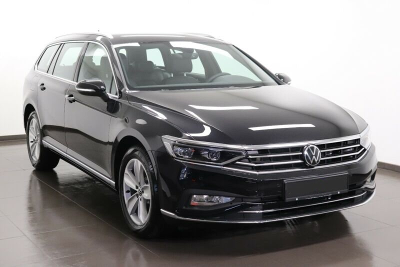 VW Passat Maße