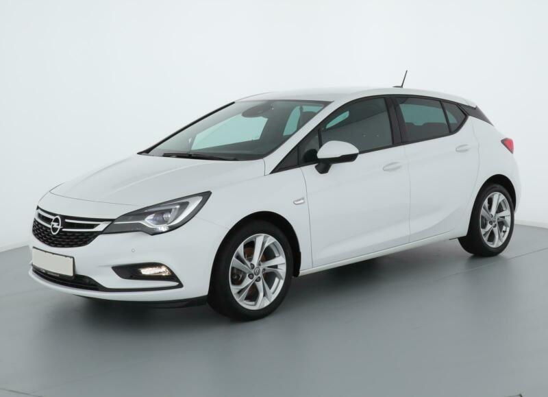 Opel Astra Maße