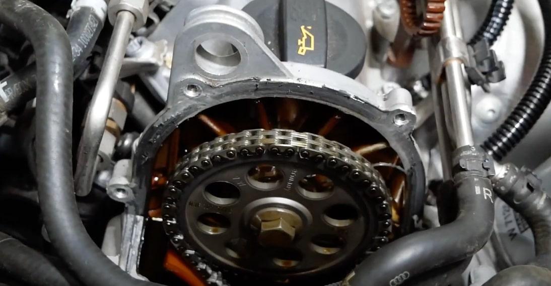 VW Golf 6 Steuerkette TSI Probleme