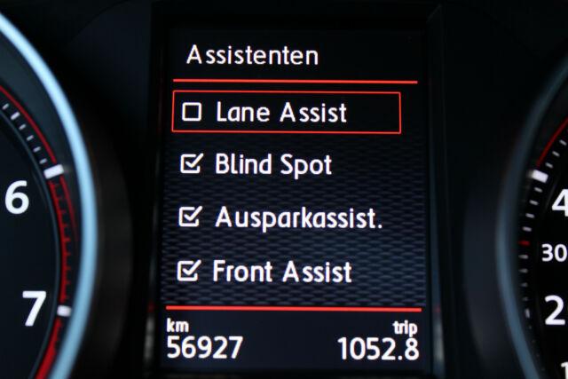 Lane Assist vw